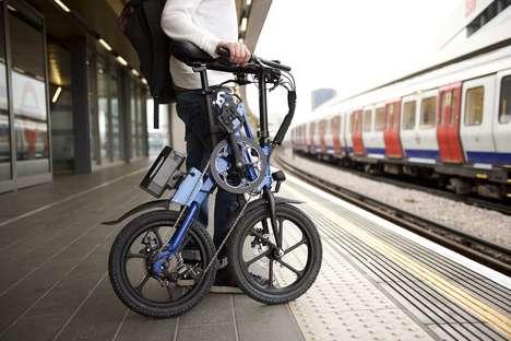 Quick-Fold Commuter Bikes