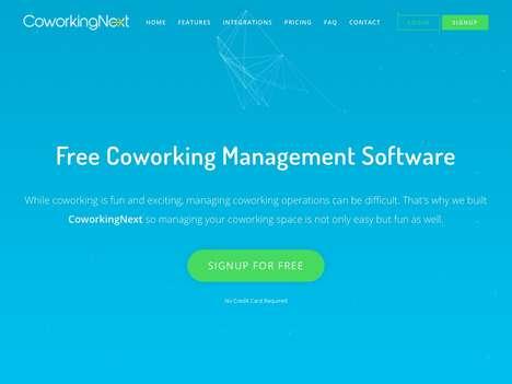 Coworking Management Platforms
