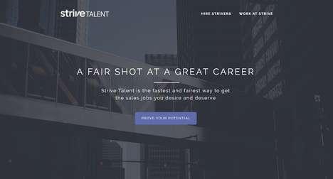 Aptitude-Based Career Platforms