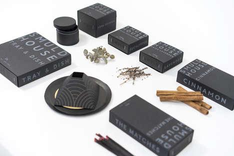 DIY Incense Kits