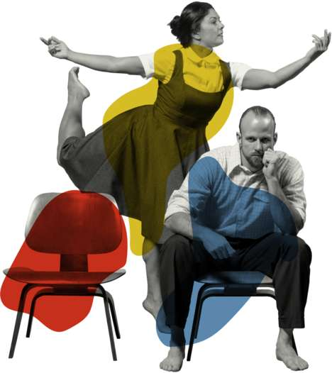 Mid-Century Modernist Dance Shows