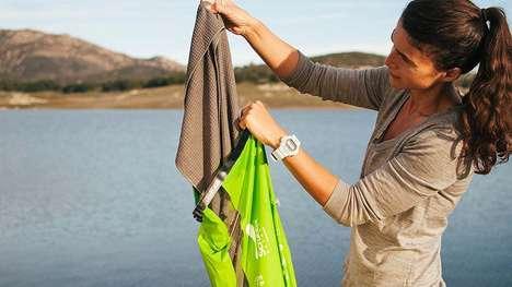 Anti-Microbial Wash Bags