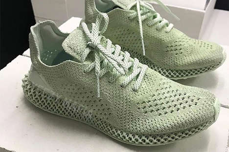 Artistic Primeknit Shoe Collaborations