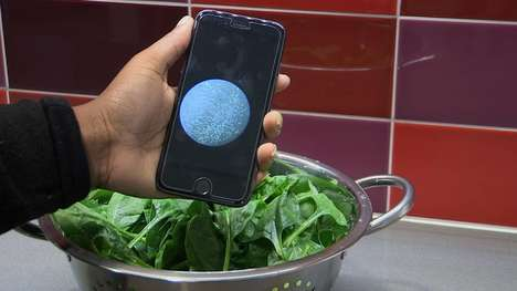 Smartphone-Based Bacteria Sensors