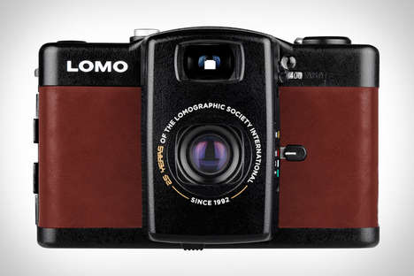 Analog Anniversary Cameras