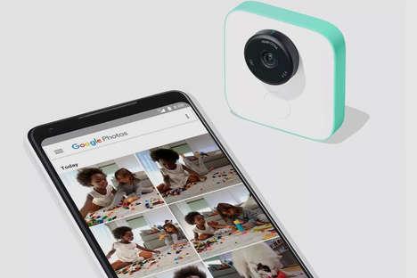 Photographer-Trained AI Cameras