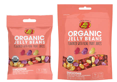 Smoothie-Inspired Jelly Beans