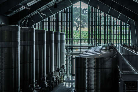 Fully Sustainable Wineries