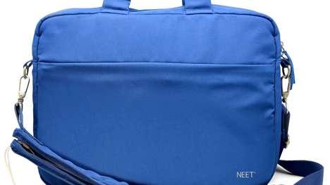 Expanding Laptop Shoulder Bags
