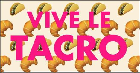 Taco Croissant Hybrids - This San Franciscan Bakery Invented the Tacro With Different Fillings