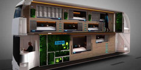 Luxurious Night Buses