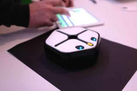 Whiteboard Coding Robots