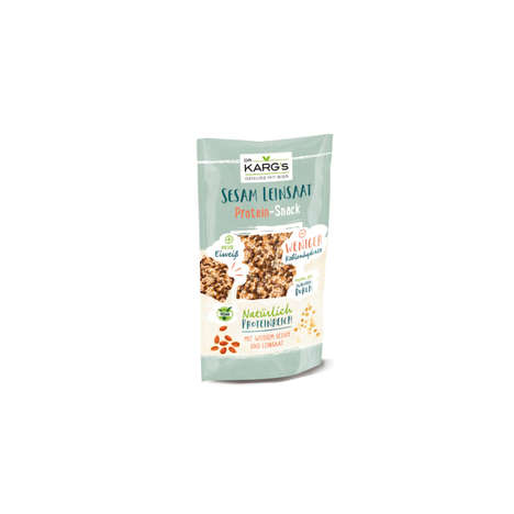 Herbaceous Protein Crackers