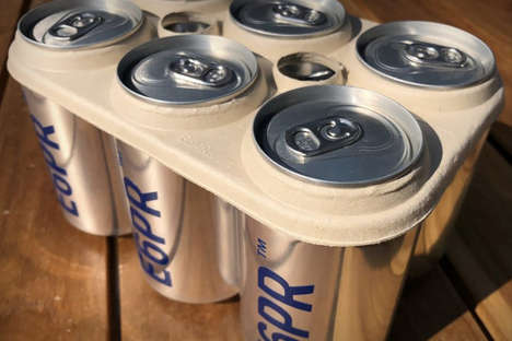 Compostable Beer Packaging