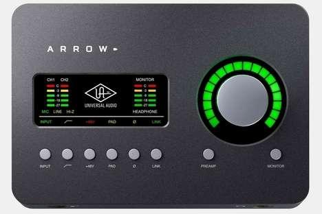 Portable Studio-Quality Audio Recorders