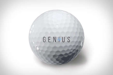 Swing-Analyzing Golf Balls