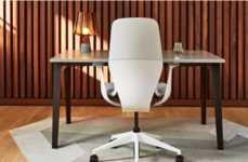 Futuristic Desk Chairs - SILQ by Steelcase is the Perfect Office Chair for Dynamic Work Environments