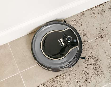 Robotic Voice Control Vacuums