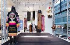 In-Store Boxing Rings - 'Lamyland' is Taking Place in Selfridges London on Oxford Street