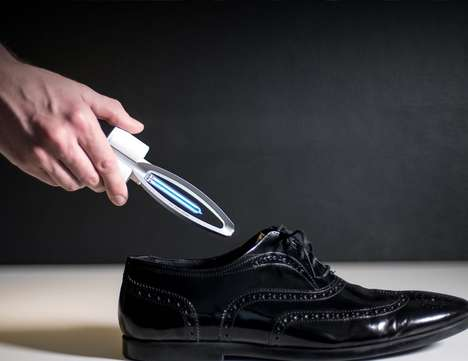 Chemical-Free Shoe Cleaners