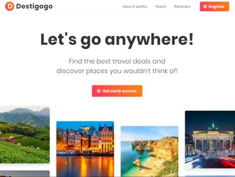 Customized Travel Deal Platforms