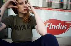 Authentic Military Streetwear - The MYAR Brand Recovers Military Apparel for Contemporary Use