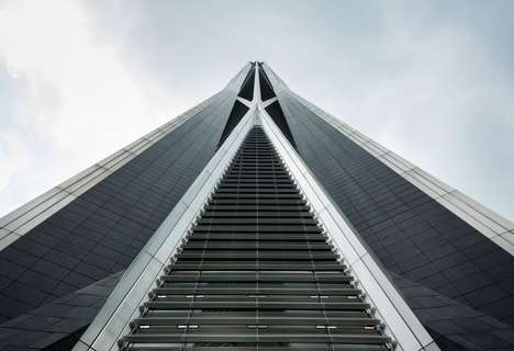 Super-Tall Financial Towers
