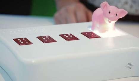 Braille-Teaching Toys
