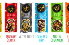 Functional Snack Packets - Primark's 'Super Shots' are Full of Plant-Based Protein Sources