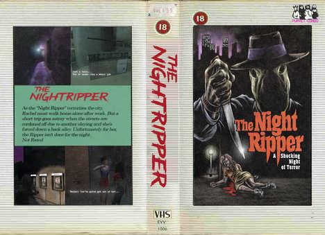 Retro-Themed Horror Games