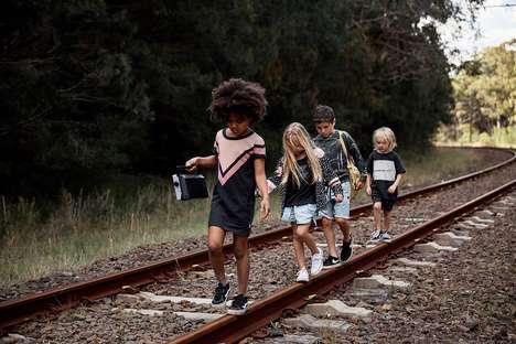 Children's Adventure-Inspired Clothes