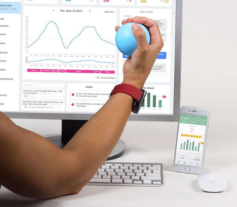 Anxiety-Alleviating Wearables - The 'AIRO' Wearable Anxiety Detector Helps Users Manage Stress
