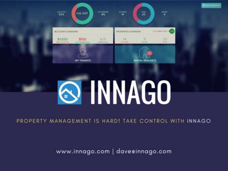 Rental Management Software - Startup Innago Provides Free Property Management Tools for Landlords