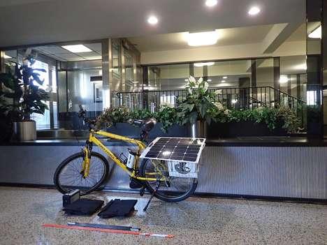 Solar Bike-Upgrading Kits