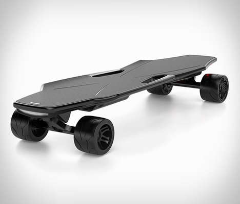 Remoteless Electric Skateboards