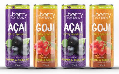Beneficial Super Fruit Sodas