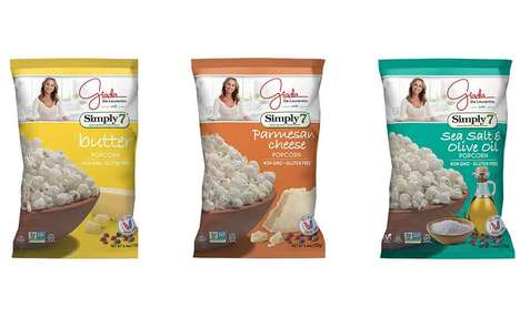 Celebrity Chef-Approved Popcorns