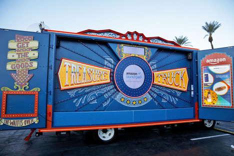 Carnivalesque Retail Pop-Ups
