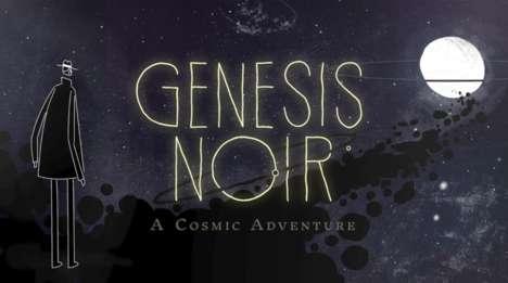 Noir Adventure Game Sets