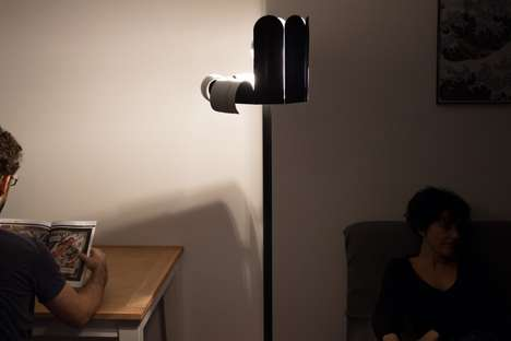 Peelable Floor Lamps