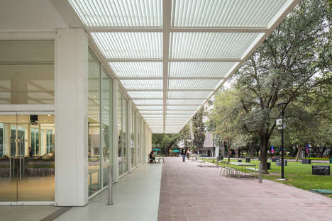 Re-Imagined University Campuses - Sasaki Created Two New Minimalist Buildings for Monterrey Tec