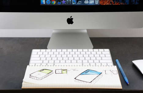 Writer's Block-Assisting Notebooks