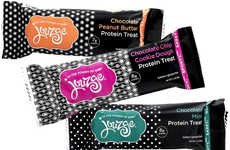 Shelf-Stable Dairy Snack Bars