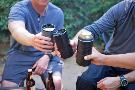 Insulated Beer-Holding Containers