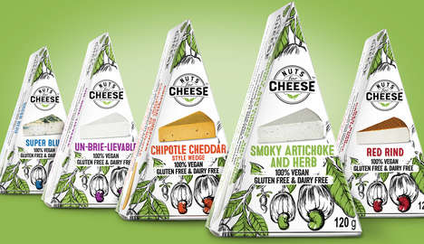 Cashew-Based Cheeses