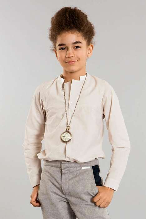 20s-Inspired Kids Clothes