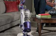 Deep-Cleaning Pet Owner Vacuums