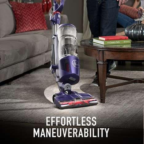 Deep-Cleaning Pet Owner Vacuums