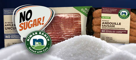 Sugar-Free Meat Products - The New Niman Ranch No Sugar Line Focuses on Consumer Preferences