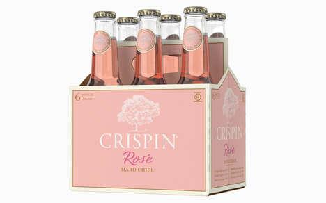 Rose Petal-Infused Ciders